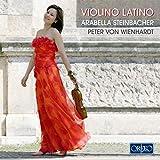 Violino Latino:Piazzolla/Ponce/de Falla/Kreisler/+