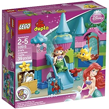 duplo sleeping beauty castle instructions