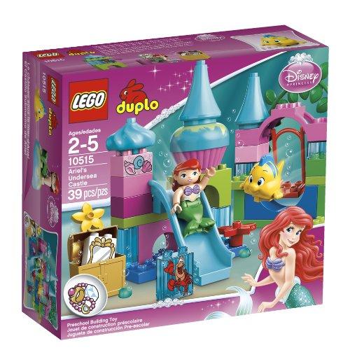 LEGO DUPLO Disney Princess Ariel Undersea Castle 10515