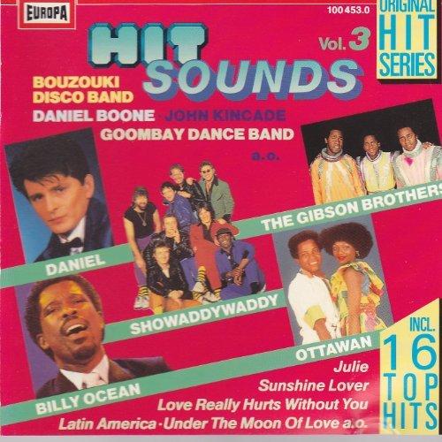 Daniel Boone, Bouzouki Disco Band, Ottawan, Taco, Daniel by Hit Sounds 3 (EUROPA)
