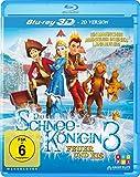 Die Schneekönigin 3 - Feuer und Eis (+ Blu-ray 2D)