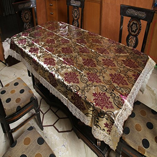 Freely Print Dining Table Cover For 8 Seaters  available at amazon for Rs.949