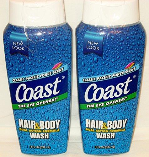 Coast Hair & Body Wash, Classic \