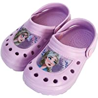 Sabots La Reine des Neiges Elsa pour la plage ou la piscine – Sabots Disney La Reine des Neiges Elsa pour filles