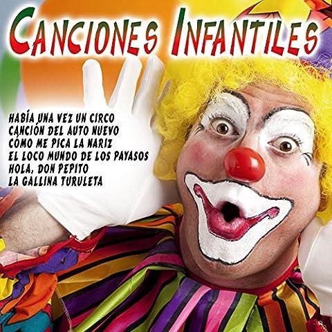 Canciones Infantiles del Circo. Éxitos de Música Tradicional Infantil para Niños