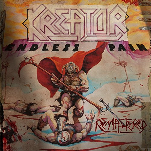 Kreator: Endless Pain-Remastered (Audio CD)