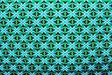 Nickystoff grün | 1,70 Meter breit | wird in 0,1