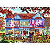 Gibsons Autumn Home Jigsaw Puzzle, 1000 piece