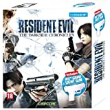 Resident Evil: The Darkside Chronicles Inklusive Lightgun [Importación alemana]