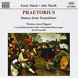 Tänze aus Terpsichore (Praetorius)