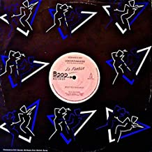 "LOST IN PARADISE 7"" (45) UK BPOP 1985 PINK LABEL DESIGN FEATURING ROMANTIC MIX B/W YOUR STUFF (BPOP701)"
