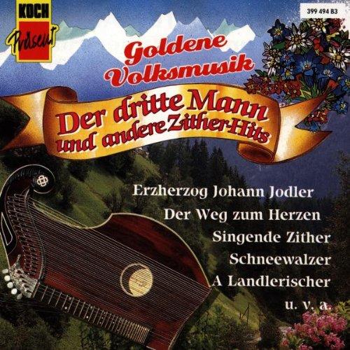 Der Dritte Mann Und Andere Zither-Hits