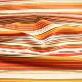 Stoff Trevira® CS Satin Streifen grün rot nicht brennbar
