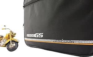 Made4bikers Promotion Bag Topcase Innentasche Passend Für Bmw R1200gs Lc R1200 Gs Lc K50 Ab Bj 2013 Auto