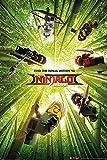 LEGO® Ninjago Film 'Bambus' Maxi Poster,61 x 91.5 cm