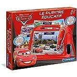 Clementoni - 62806-Cars - Le pupitre éducatif-Jeu éducatif