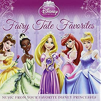 Disney Princess Fairy Tale / Various