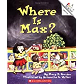Where is Max? (Rookie Readers Level A) by Mary E Pearson (2001-03-01)