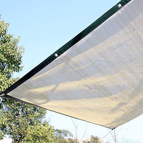 WUHX Sunblock Shade Cloth UV-beständiges Netz für Gartenblumen-Pflanzen-Sonnenschutz-Masche Obstgarten leichte robuste atmungsaktive Bodendecker,2 * 3m