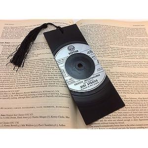 Dire Straits, Private Investigations, Vinyl-Schallplatte Lesezeichen Geschenk