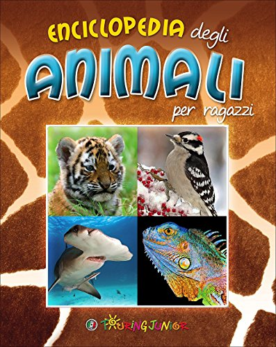Enciclopedia degli animali per ragazzi