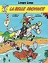 Les aventures de Lucky Luke d'après Morris - tome 1 - La belle province par Gerra