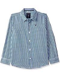2c371daa67b9 Allen Solly Junior Boys' Shirts Online: Buy Allen Solly Junior Boys ...