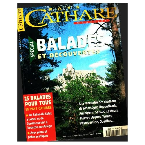 Pays cathare n° 16 / special balades et découvertes