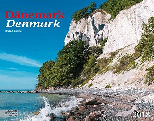 Dänemark 2018 Großformat-Kalender 58 x 45,5 cm: Denmark 2018: Alle Infos bei Amazon