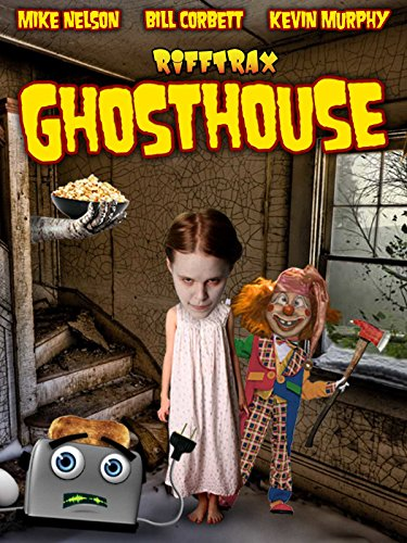 RiffTrax: Ghosthouse [OV] (Doll Film Dead)