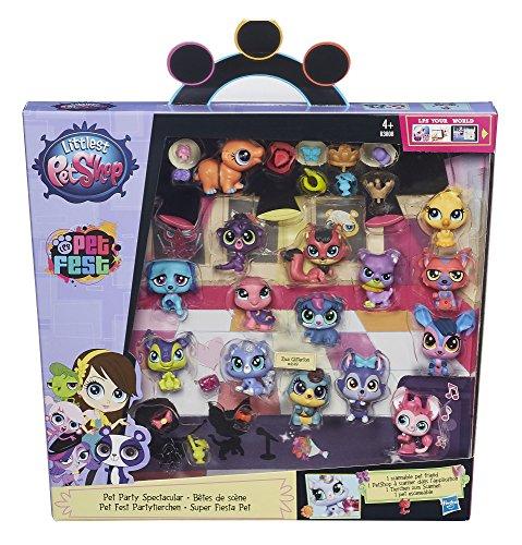Littlest Pet Shop Party-Packung Puppen