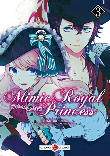 Mimic royal princess Vol.3