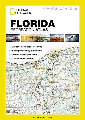 Florida Recreation Atlas (National Geographic) -