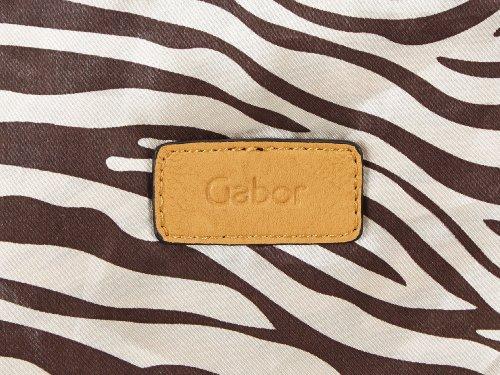Gabor SOPHIE Shopper 6919 Damen Shopper 41x32x14 cm (B x H x T) Braun (camel 24)