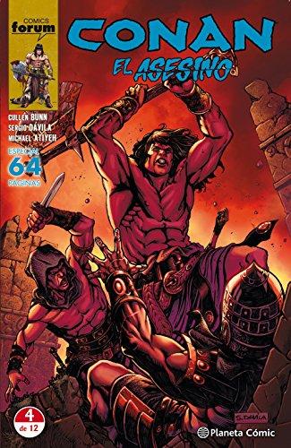 Conan El asesino nº 04/06 por Cullen Bunn