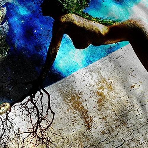 Baum Wüste Leben Natur Erde Frau Damen S-2XL Muskelshirt | Wellcoda Weiß