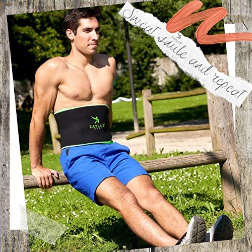 Zoom IMG-3 zaylle fascia dimagrante addominale uomo