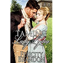 Taming Lady Lydia (English Edition)