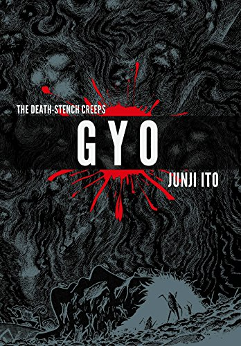 Gyo 2-In-1 - Deluxe Edition Hardcover