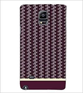 PrintDhaba Love pattern D-1926 Back Case Cover for SAMSUNG GALAXY NOTE 2 (Multi-Coloured)