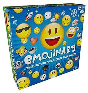 Rocket Games Juego de Mesa Emojinary