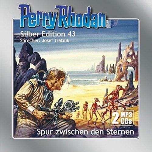 Perry Rhodan Silber Edition (MP3-CDs) 43: Spur zwischen den Sternen