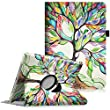 Fintie iPad Pro 9.7 Case - 360 Degree Rotating Stand Smart Cover Case with Auto Sleep/Wake Function for Apple iPad Pro 9.7 (2016) - Love Tree