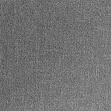 Culture - tissu d'ameublement chiné - souple & longue durée - très résistant à l'abraison (gris, au mètre)