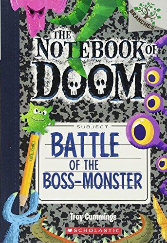 Battle of the Boss-Monster (Notebook of Doom, Band 13)