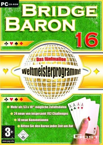 Bridge Baron 16 (Bridge Windows Baron Für)