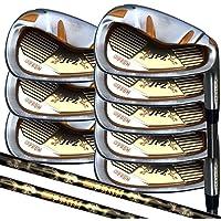 Japon Epron TRG 4-SW graphite Matrix taches acier chromé fer lancement haut golf club Set