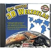 Der große 3D Weltatlas