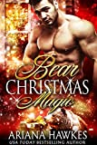 Bear Christmas Magic: BBW Holiday Paranormal Bear Shifter Romance (English Edition)
