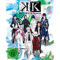 K - Return of Kings - Staffel 2.1: Episode 01-05 im Sammelschuber